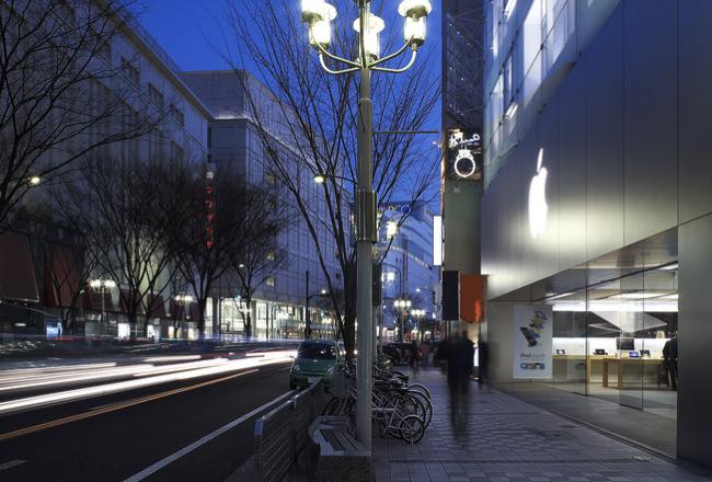 Apple Store 名古屋栄 Apple 日本