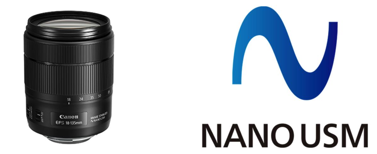キヤノン 新開発の超音波モーター ナノUSM を搭載 高倍率ズームレンズ EF S18 135mm F3 5 5 6 IS USM を発売