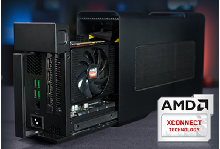 AMD XConnect™ Technology