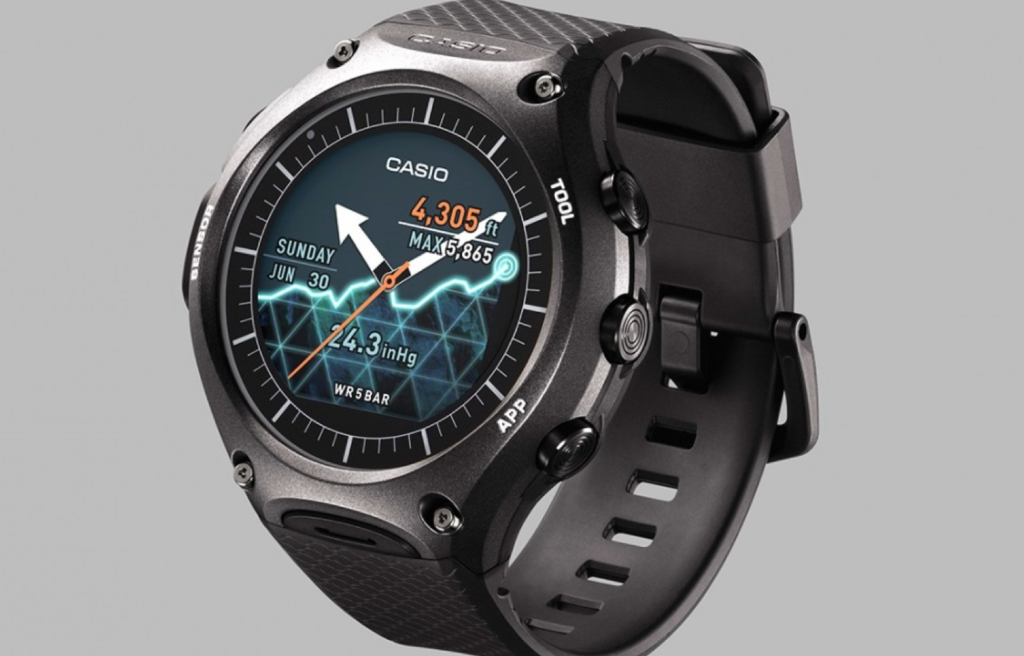 Casio Smart Outdoor Watch Everything you need to know