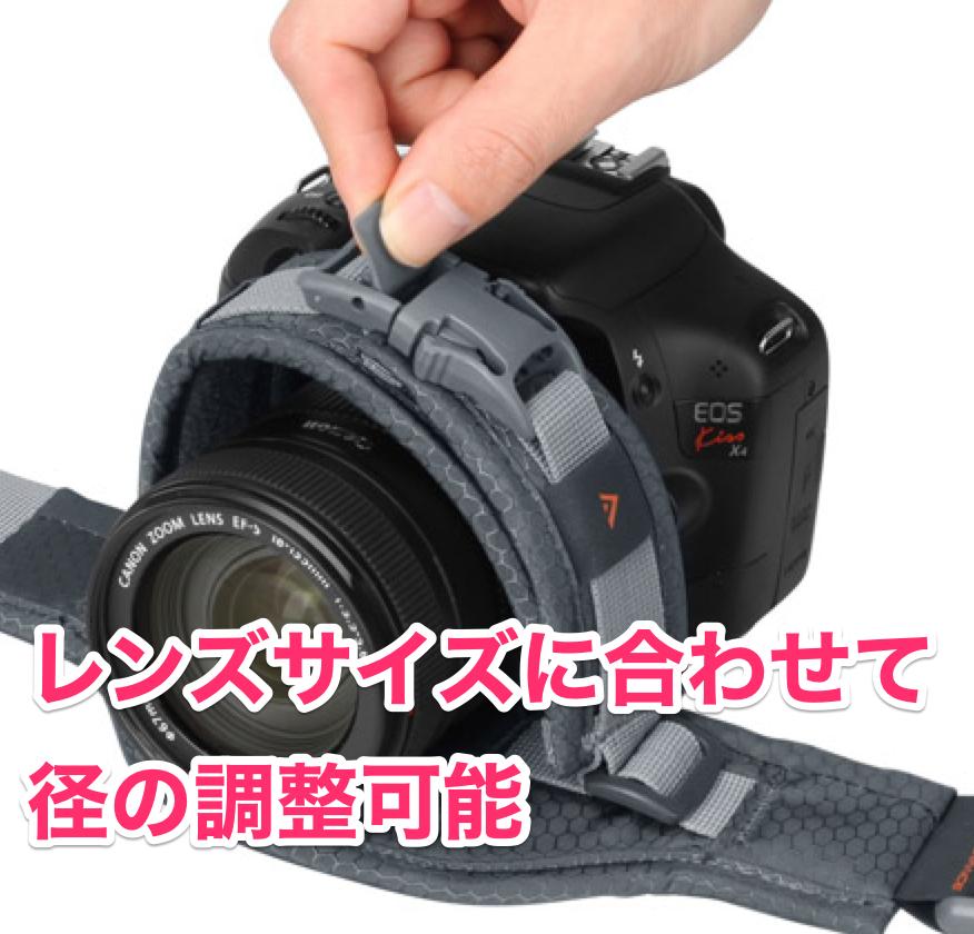 GW ADVANCE カメラホルスターライト ハクバ写真産業
