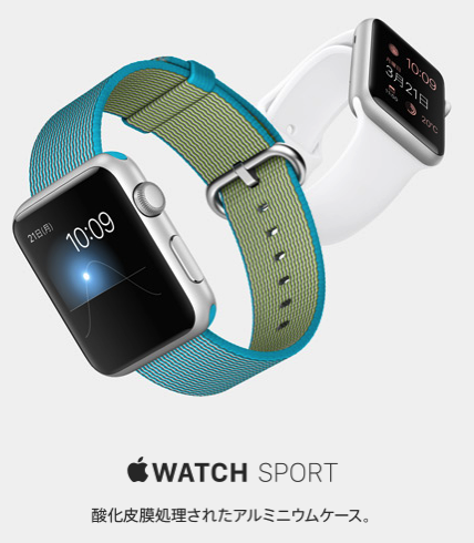 Apple Watch 購入