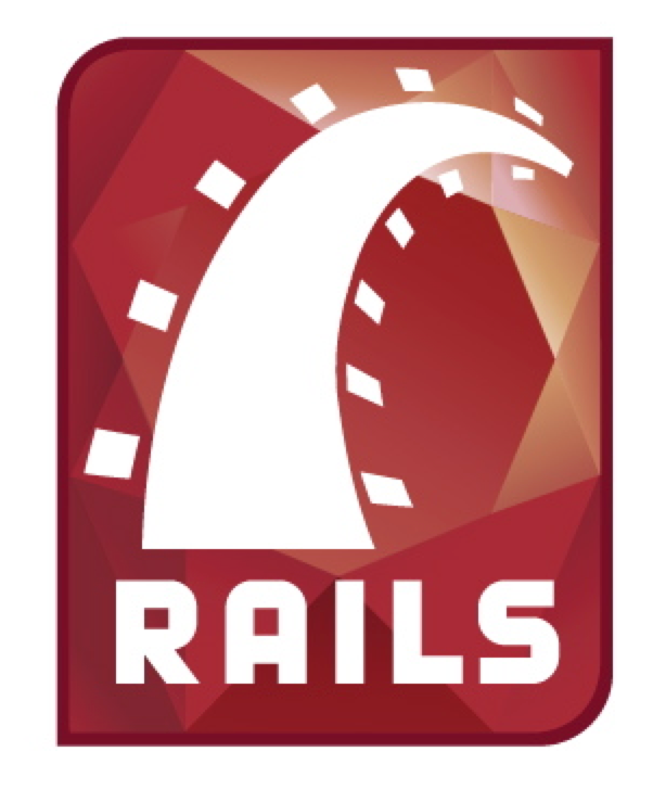 Ruby on Rails logo Ruby on Rails Wikipedia