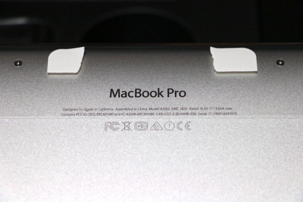 MacBook Proロゴ