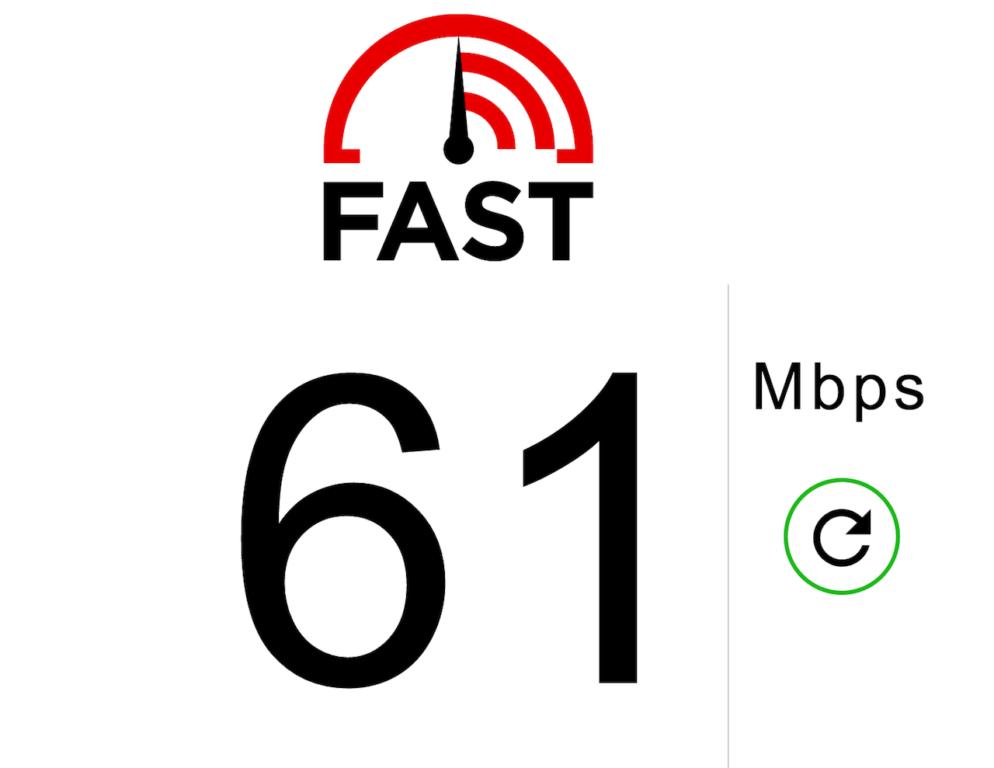 無線LAN速度